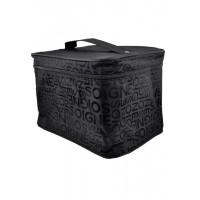 Арт 6046-8 Косметичка чемодан 25х18,5х17,5см