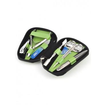 04-7103-1 КДС набор маникюрный зеленый