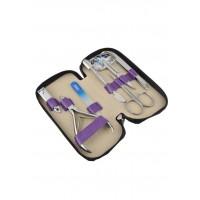 04-7105-3 КДС набор маникюрный сиреневый