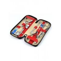 04-7106-1 КДС набор маникюрный красный