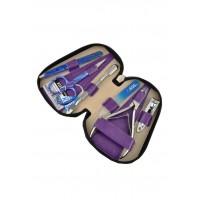 04-8103-2 КДС набор маникюрный Color сиреневый