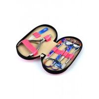 04-8104-1 КДС набор маникюрный розовый