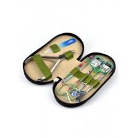 04-8104-2 КДС набор маникюрный зеленый