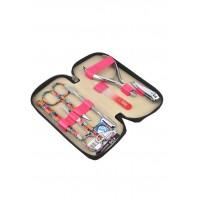 04-8105-3 КДС набор маникюрный Color розовый