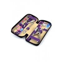 04-8106-1 КДС набор маникюрный фиолетовый