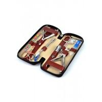 04-8106-2 КДС набор маникюрный коричневый