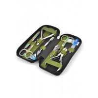 04-8106-4 КДС набор маникюрный зеленый