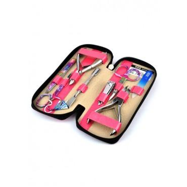 04-8106-5 КДС набор маникюрный розовый