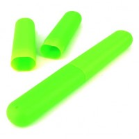 Футляр для зубной щетки салатовый