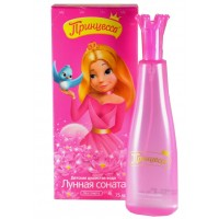 Принцесса Душистая вода Лунная соната 75мл (без спирта, для самых маленьких)