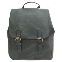 Арт 9027-2 Рюкзак зеленый 34х29,5х12см