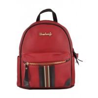 Арт 9042-2 Рюкзак красный 27,5х24х12см
