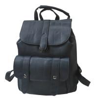 Арт 9026-4 Рюкзак темно-синий 30х28х14см