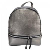 Арт 9029-2 Рюкзак бронза 21,5х19,5х11см
