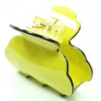 К1730-6 Краб длина 5,5см желтый