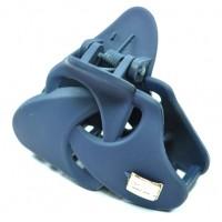 К979-2 Краб синий матовый длина 6см