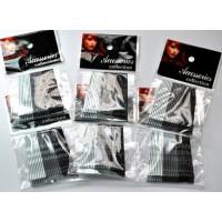 Н590-2/6 Невидимка длина 5см 6 упаковок по 24шт