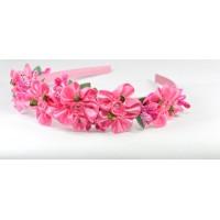 О2450-2 Обруч розовый