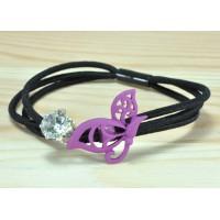Р1087-1 Резинка фиолетовая