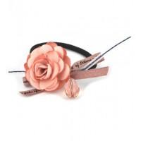 Р2495-1 Резинка розовая