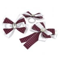 НР3900-2 Набор резинки+галстук