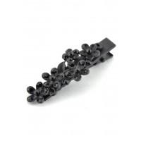 У1060-12 Утка черная, длина 5см