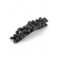 У1060-2 Утка черная, длина 5см