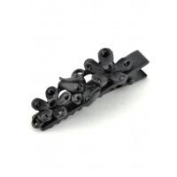 У1060-4 Утка черная, длина 5см