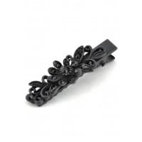 У1060-6 Утка черная, длина 5см