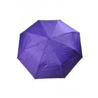з Т0641-1 Зонтик фиолетовый, 8спиц, полуавтомат