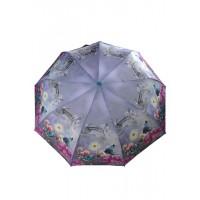 з3791А Зонтик 9спиц, полуавтомат