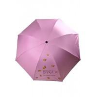 з382-5 Зонтик розовый, 8спиц