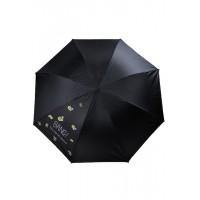 з382 Зонтик черный, 8спиц