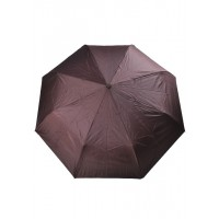 з Т0641-3 Зонтик коричневый, 8спиц, полуавтомат
