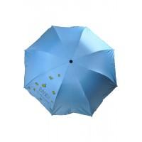 з382-1 Зонтик голубой, 8спиц
