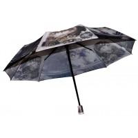 Зонтик 1721 котики полуавтомат
