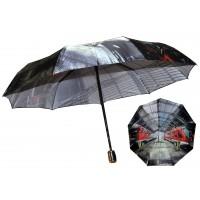 Зонтик 1729 принтованый автомат 3